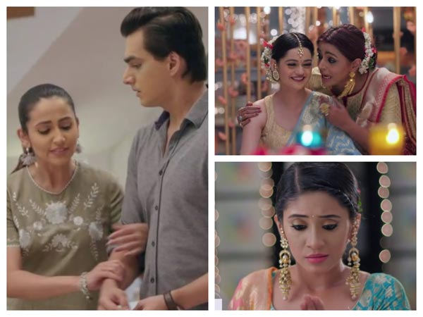 Yeh Rishta Kya Kehlata Hai: Aashi Introduces Her BF To Kartik; Mansi To Call Off Her Wedding!