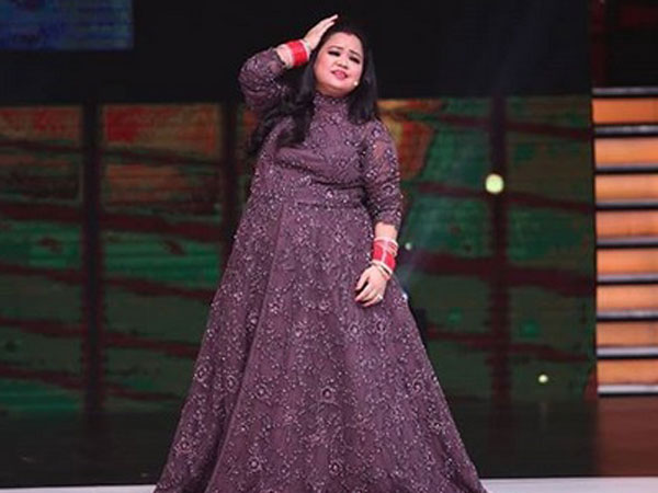 Bharti Is Keen On Working With Kapil
