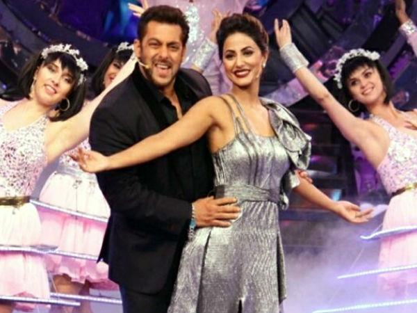 Bigg Boss 12 Salman Khan Wants Shahrukh Khan In The House Hina Khan Hiten Tejwani To Enter The Show