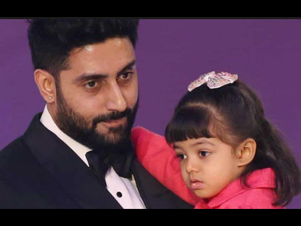 Abhishek Bachchan Doesn't Like Aaradhya Getting Papped; Says, 'Let Her Grow Up & Decide'!