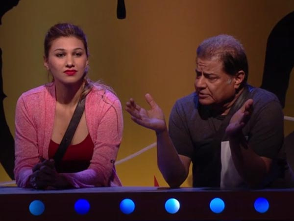 Bigg Boss 12: Jasleen Matharu Refuses To Share A Bed With Anup Jalota, But Why?
