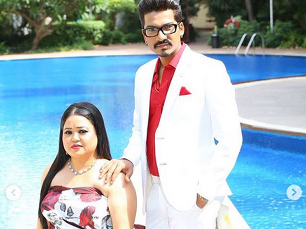 After Danny D & Mahika, Bharti & Harsh Are The Highest Paid Jodi