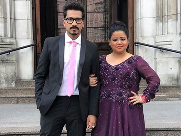 Are Bharti & Harsh Doing The Show To Beef It Up?