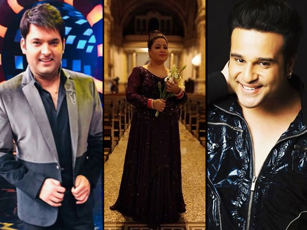 Kapil Sharma Is All Set To Shoot His New Show's Promo On