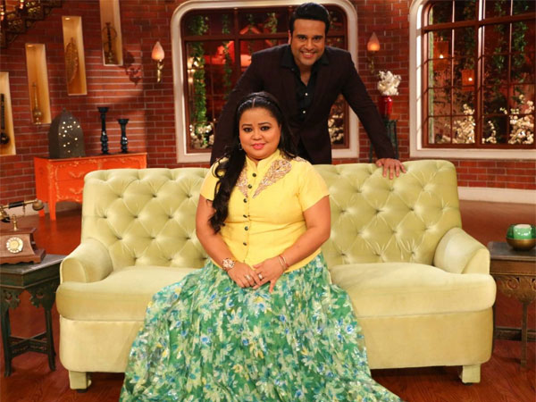 Krushna & Bharti Are Not Doing Any Show Together!