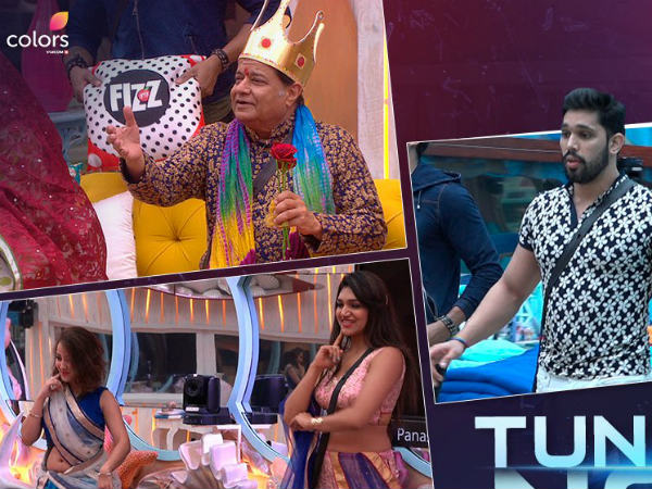 Bigg Boss 12 Day 4 Highlights: Shivashish-Sreesanth Fight; Saurabh Cries; Kriti-Roshmi Win Captaincy