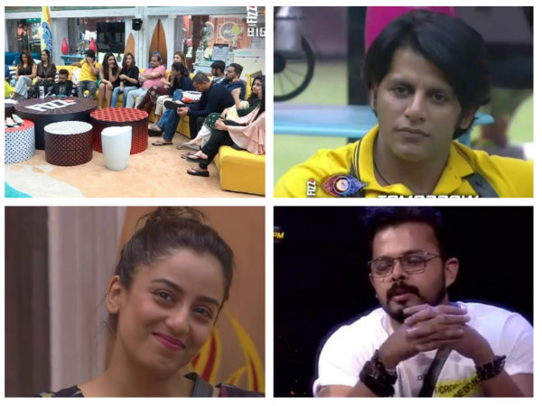 Bigg Boss 12 Day 5 Highlights: Sreesanth Breaks Down; Srishty Feels Lonely; Kriti & Somi Argue!