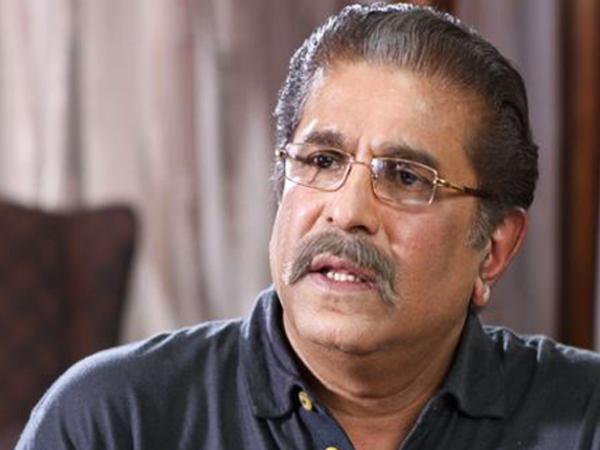 Popular Malayalam Actor Captain Raju Passes Away!