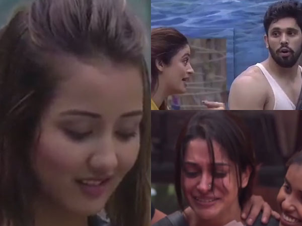 Romance Between Roshmi & Shivashish In Bigg Boss 12; Dipika Breaks Down Seeing Shoaib's Present!