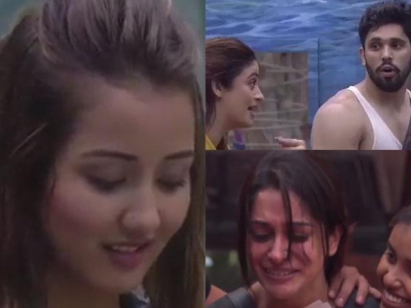 Romance Between Roshmi & Shivashish In Bigg Boss 12; Dipika Breaks Down Seeing Shoaib's Present!