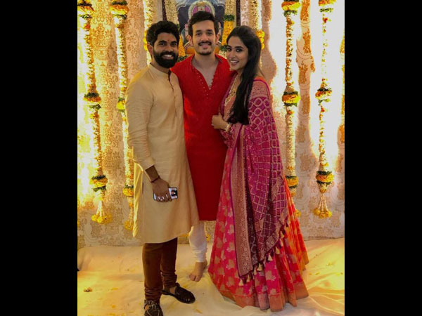 Ss Rajamouli S Son Karthikeya Gets Engaged Inside Photos Out