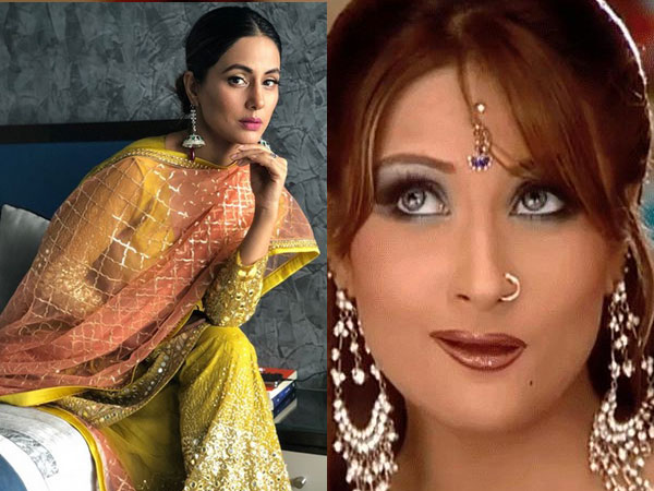 Hina Khan To Give A Twist To Komolika's Signature Tune!