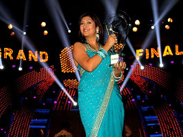 Bigg Boss Season 5 Winner - Juhi Parmar