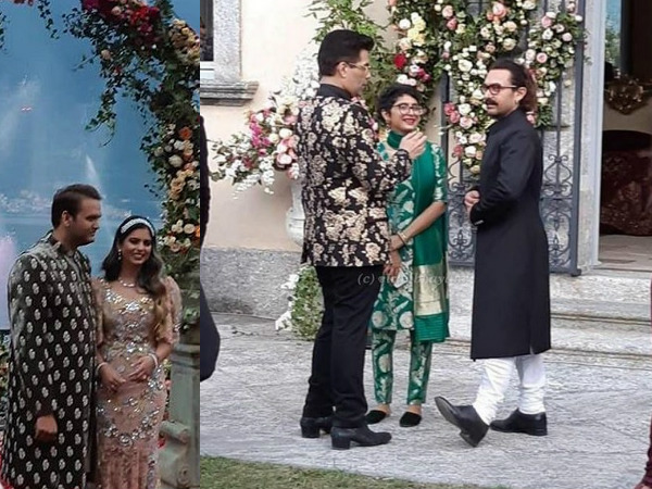 Isha Ambani's Engagement At Lake Como: These Inside Pics & Videos Are Not To Be Missed!