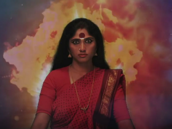 Bigg Boss Tamil Ex-contestant Julie's Amman Thayee Teaser Ends Up Being Trolled Mercilessly!