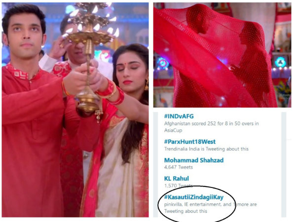 Kasautii Zindagi Kay 2: Fans Get Nostalgic; Give Thumbs Up To The Show & Erica-Parth's Jodi!