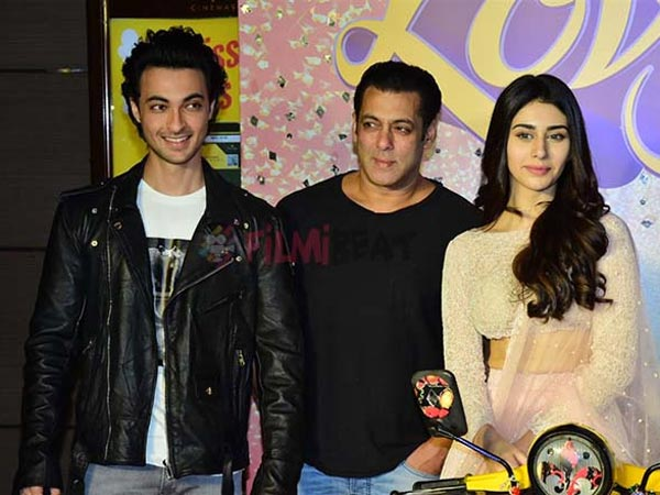 Loveyatri Row: FIR Filed Against Salman Khan & Others In Bihar Court For Hurting Hindu Sentiments!