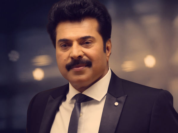 Mammootty Is A Family Man!