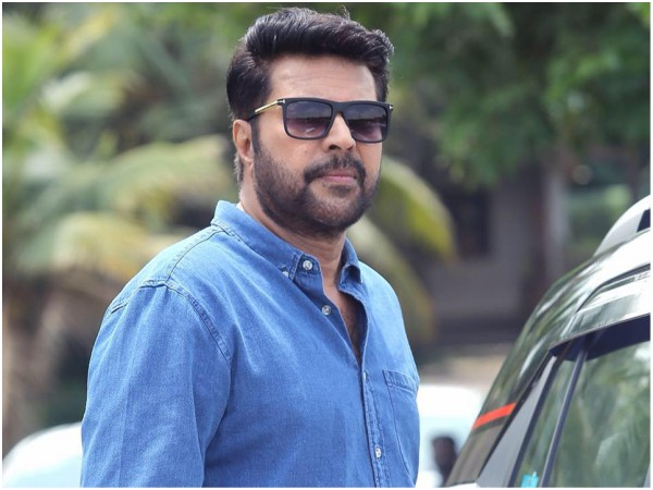 Mammootty Reveals The Title Poster Of His Upcoming Big Movie!