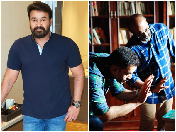 Mohanlal Is Mighty Impressed With Prithviraj's Directorial Skills! This Actor's Words Prove The Same