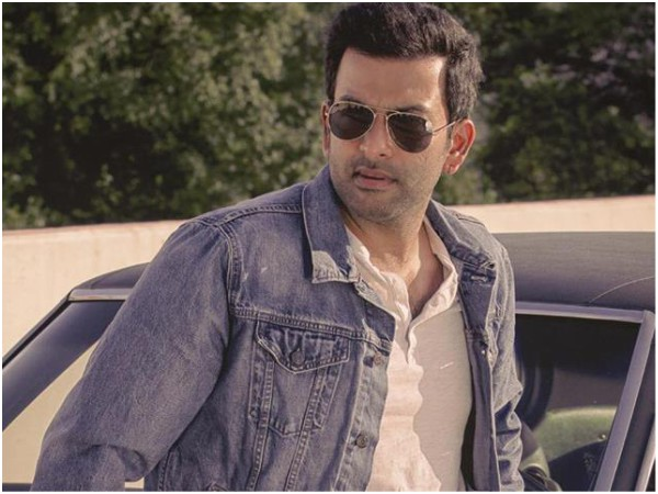 Prithviraj's Opinion About Him Trying Movies With A Difference Deserves A Huge Round Of Applause!