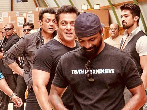 A Furious Salman Khan Kicks Remo D'Souza Out Of Race 4 After His Denigrate Comments On Race 3?