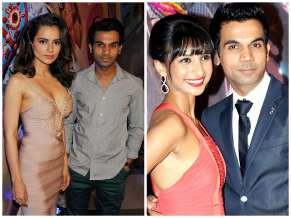 Rajkummar Rao Advised Patralekhaa To Walk Out Of Kangana Ranaut's Panga?