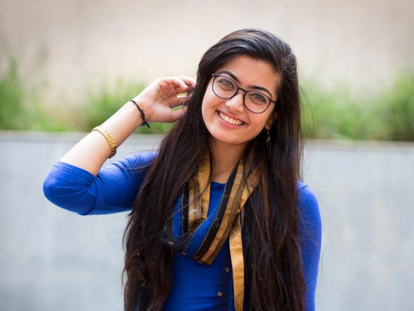 A Busy Time For Rashmika