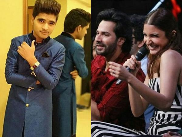 Indian Idol 10 Varun Dhawan Compares Salman Ali To Salman Khan Calls The Contestant A Real Hero Filmibeat