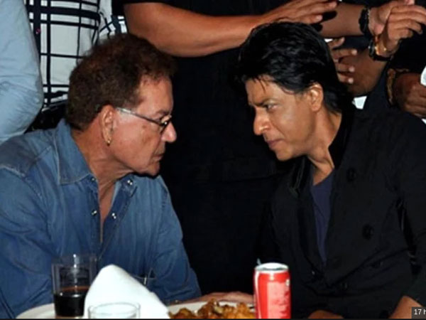 Salim Khan Is Everything, Says SRK