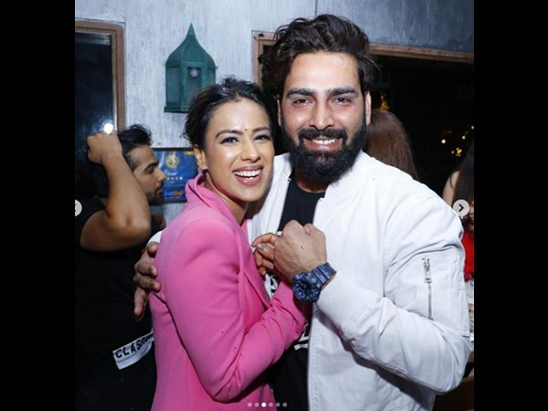 Nia Sharma Birthday Bash Was Graced By Manveer Gujjar, Reyhna Pandit & Others! Inside Pics