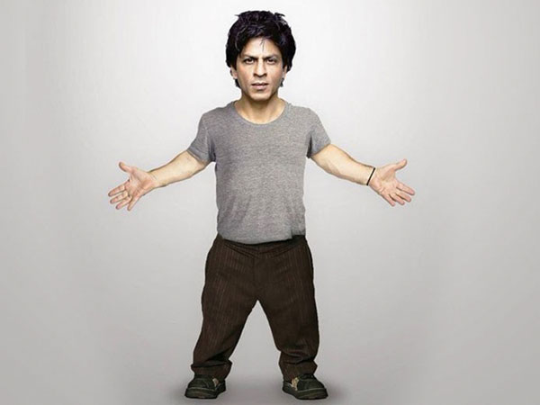 On The Work Front – Shahrukh Khan