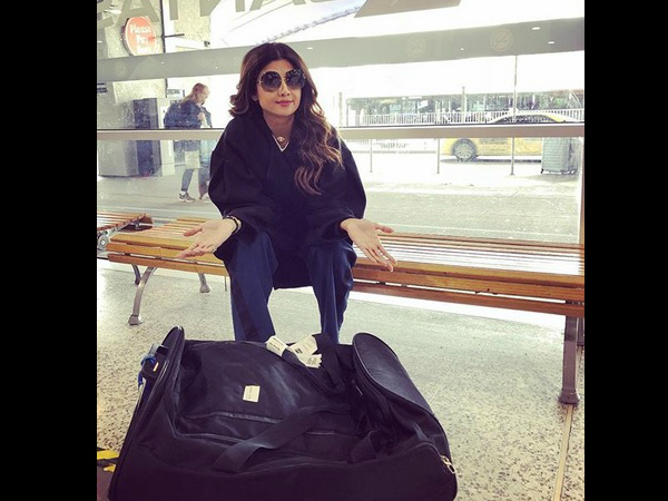 Shilpa Shetty Faces Racism At Sydney Airport; Blasts Airlines Saying, 'We're Not Pushovers'!