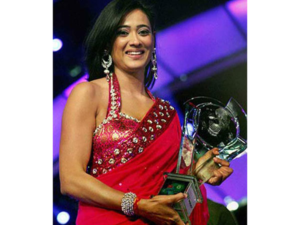 Bigg Boss Season 4 Winner - Shweta Tiwari