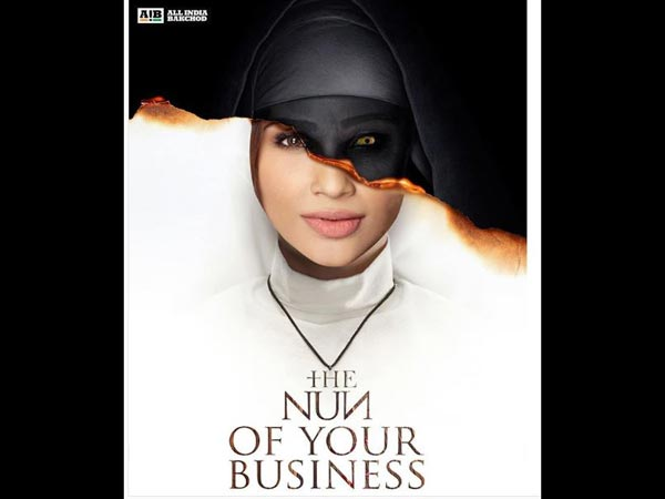 It's Nun Of Your Business