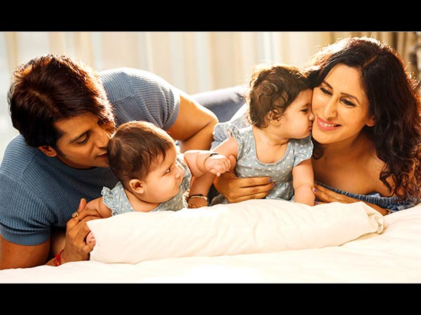 Karanvir Bohra's Twins Miss Him While He's On Bigg Boss 12; His Daughter Has The Sweetest Message!