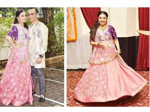 Baa Bahoo Aur Baby Actress Suchita Trivedi Ties The Knot At 41!