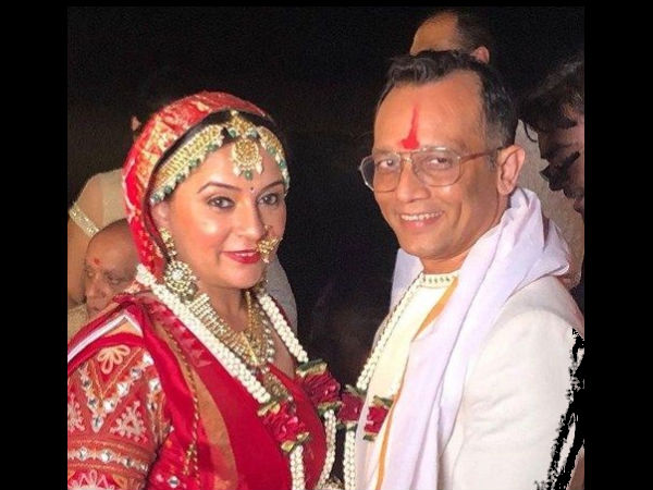 Baa, Bahoo Aur Baby Actress  Suchita Trivedi & Beau Nigam Patel Got Married In A Private Ceremony