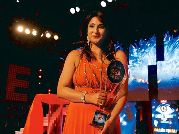 Bigg Boss Season 6 Winner - Urvashi Dholakia
