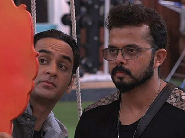 Sreesanth Claims He Doesn't Know Vikas!