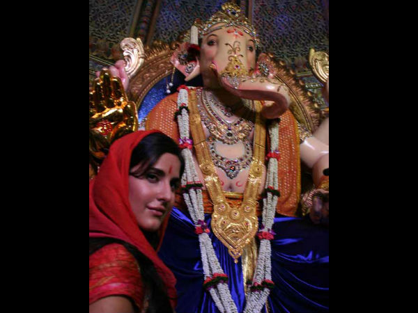 Will Katrina Kaif Join Salman Khan In The Ganesh Chaturthi Celebrations?
