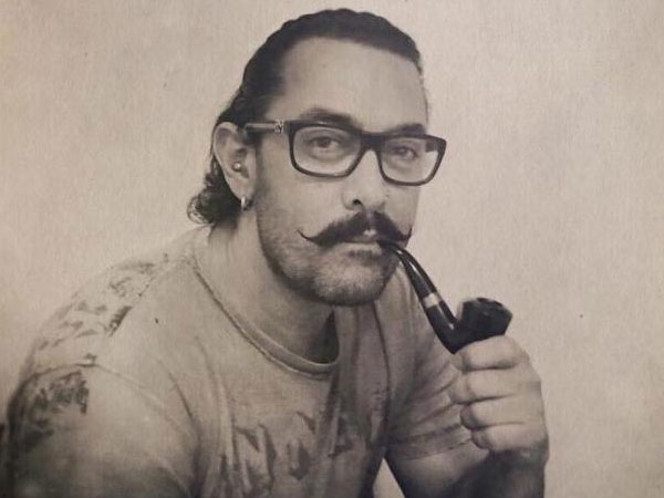 Aamir Khan Smoke
