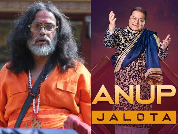 Bigg Boss 12: Did You Know That Om Swami Had Replaced Anup Jalota On The Reality Show?