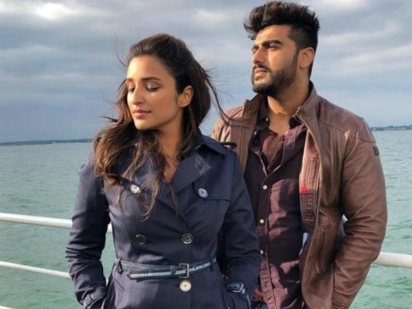 Arjun Kapoor's Grandmother Thinks He Should Get Married To Parineeti Chopra In Real Life!