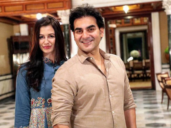 Arbaaz Khan & Giorgia Andriani To Have A Court Marriage In 2019? Details Revealed!