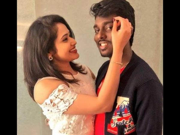 Happy Birthday Atlee: The Director's Wife Wishes Him On His Special Day In The Sweetest Way