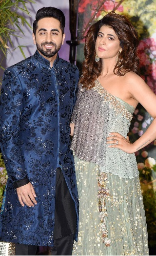 Ayushmann's Wife Tahira Diagnosed With Stage 0 Breast Cancer!