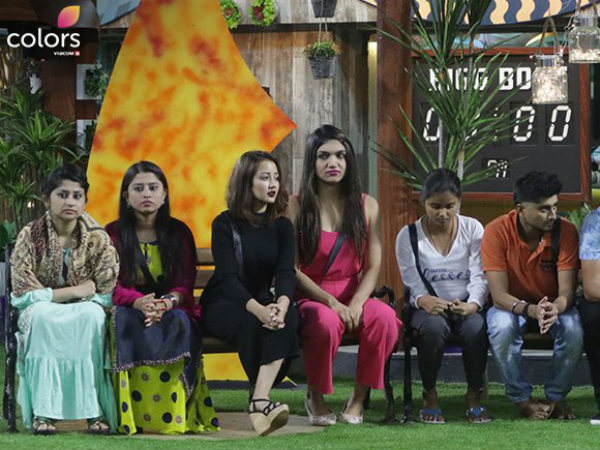 Bigg Boss 12, Day 8 Highlights: Kriti-Roshmi Punished; 2 Celebs & 2 Jodis Nominated!