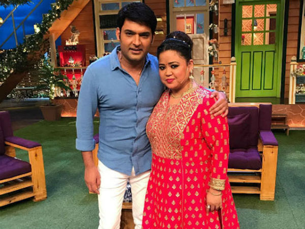 Kapil Sharma's Comeback: Bharti Says Kapil Is Working On A Lot Of Things!