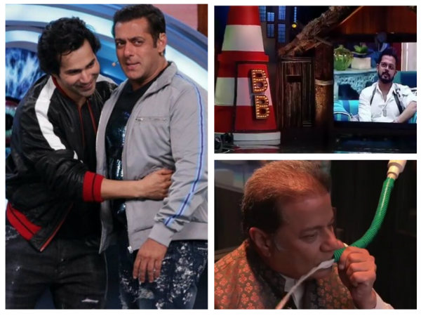 Bigg Boss 12 Weekend Ka Vaar: No Elimination; Anup Sent To Torture Room; Sreesanth Wants To Leave!